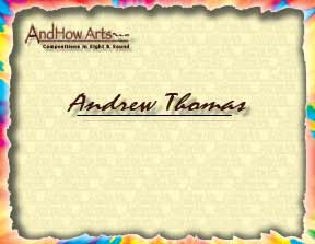 Andrew Thomas Business Card