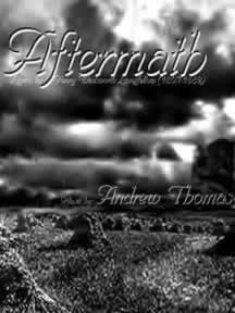 Aftermath Cover Design