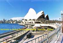 Horizontal to Vertical Curves (Opera House)