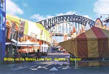 Midday on the Midway (Luna Park)