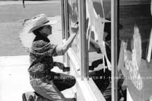 Rodeo Sign Painter #1
