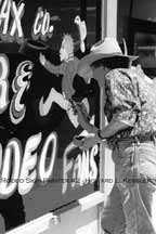 Rodeo Sign Painter #2