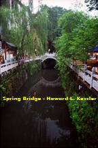 Spring Bridge on Xi Jie