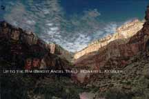 Up to the Rim (Bright Angel Trail)