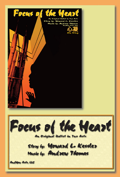 Focus of the Heart Front Cover