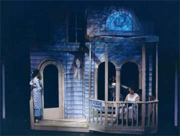 The Music Man Set Designs By Howard L Kessler